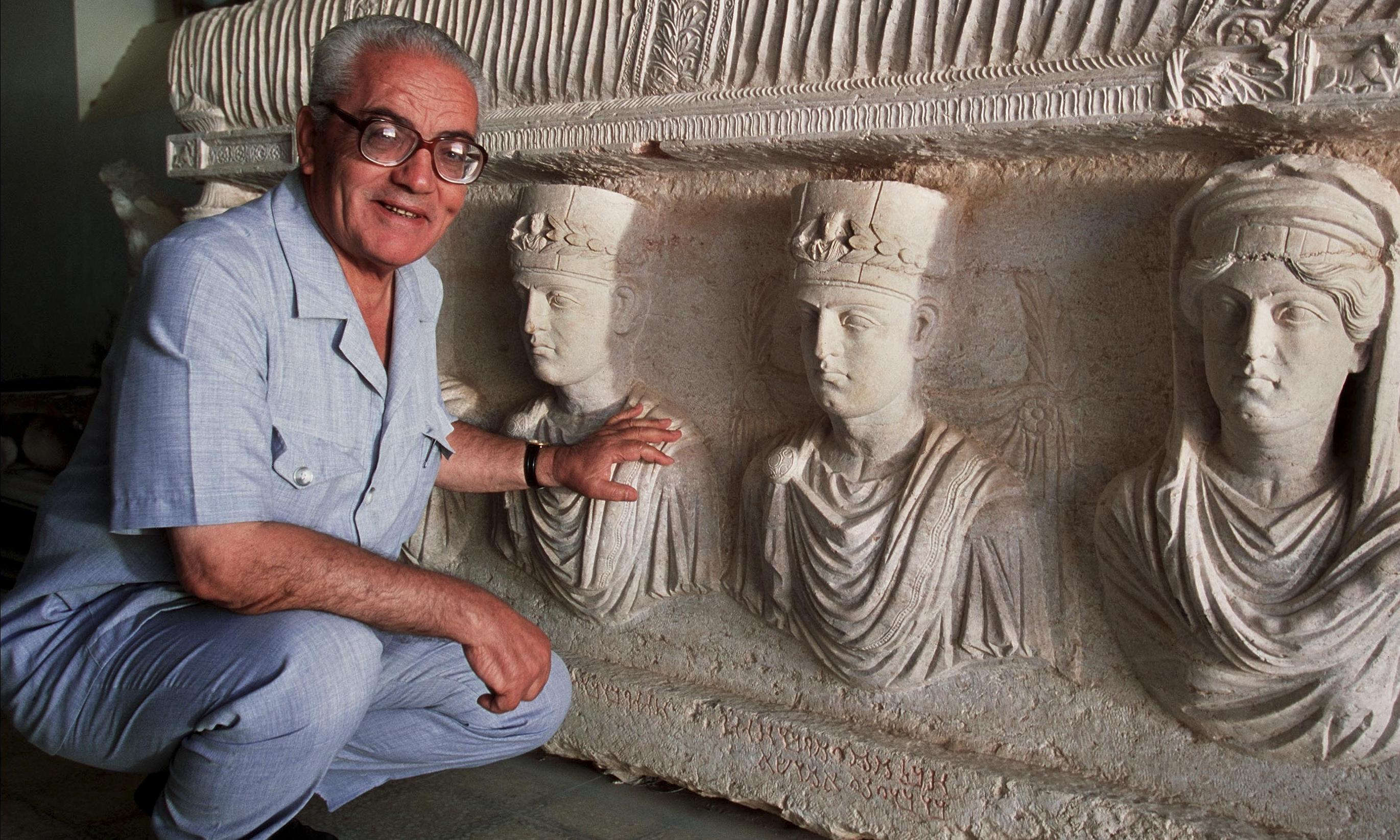 Beheaded Syrian scholar refused to lead Isis to hidden Palmyra antiquities