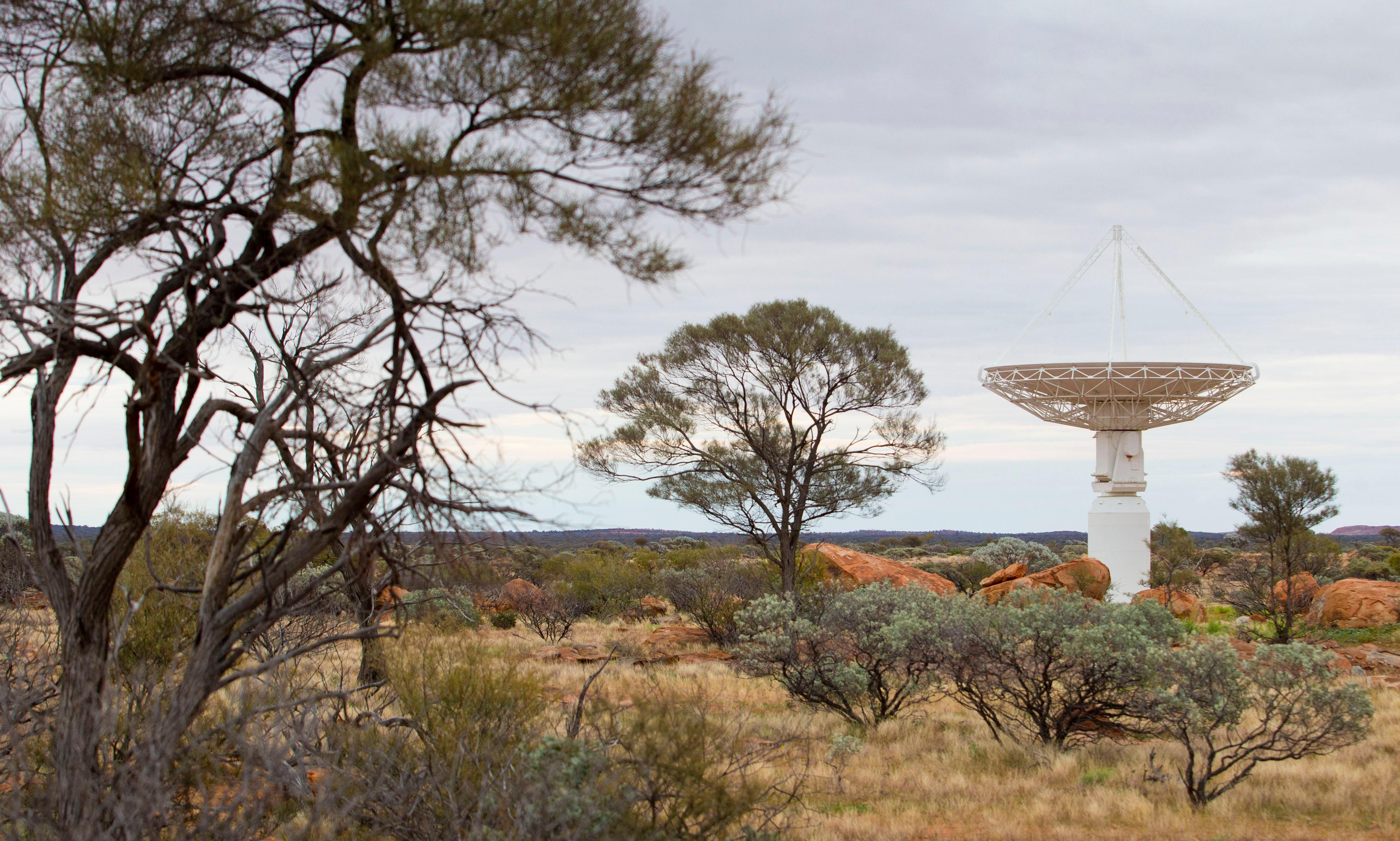 The Square Kilometre Array: radio silence in Western Australia for most powerful telescope in history