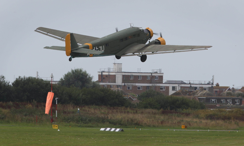 Bank holiday airshows go ahead after Shoreham crash