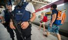 France train shooting: Europe on high alert after attack by armed gunman
