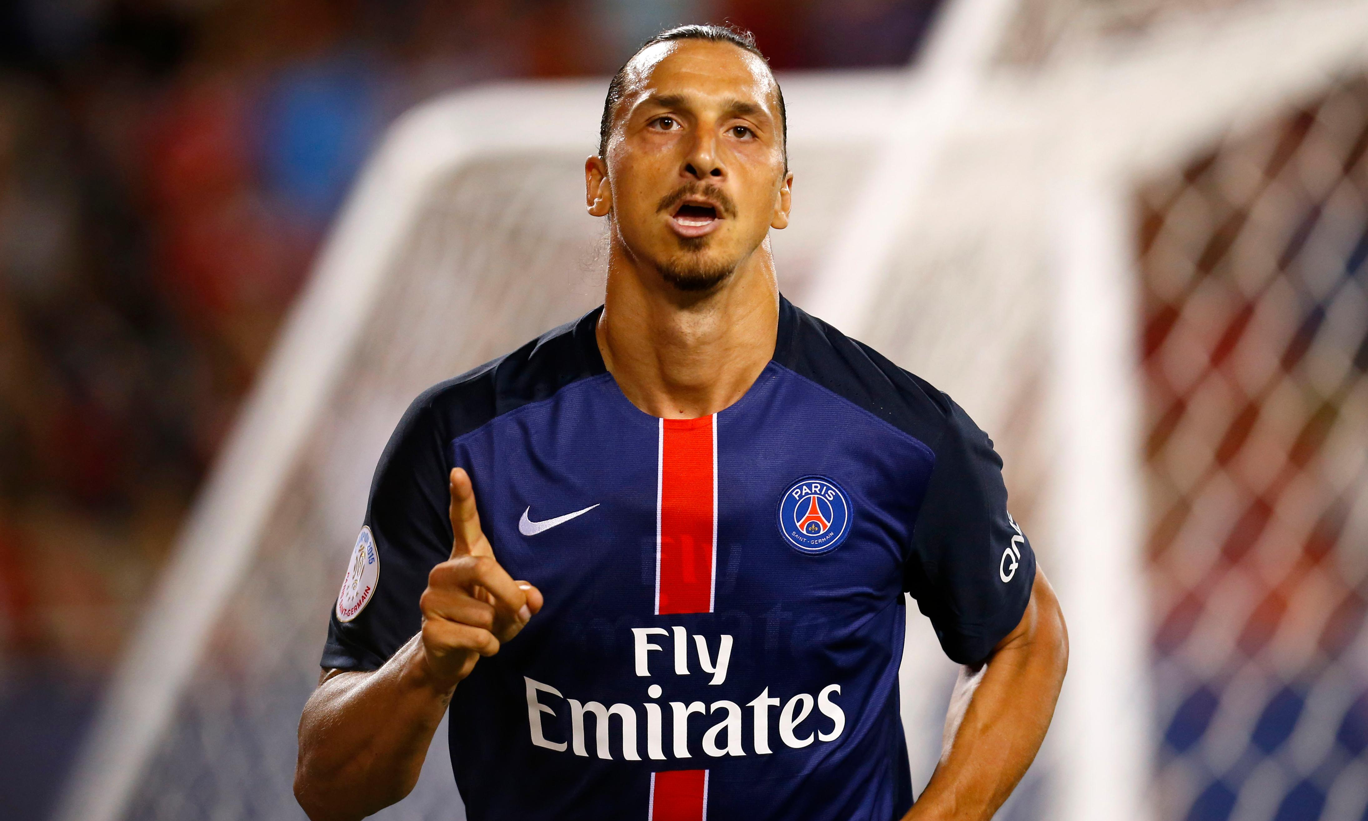 Zlatan Ibrahimovic says his next move will be a 'very big surprise'
