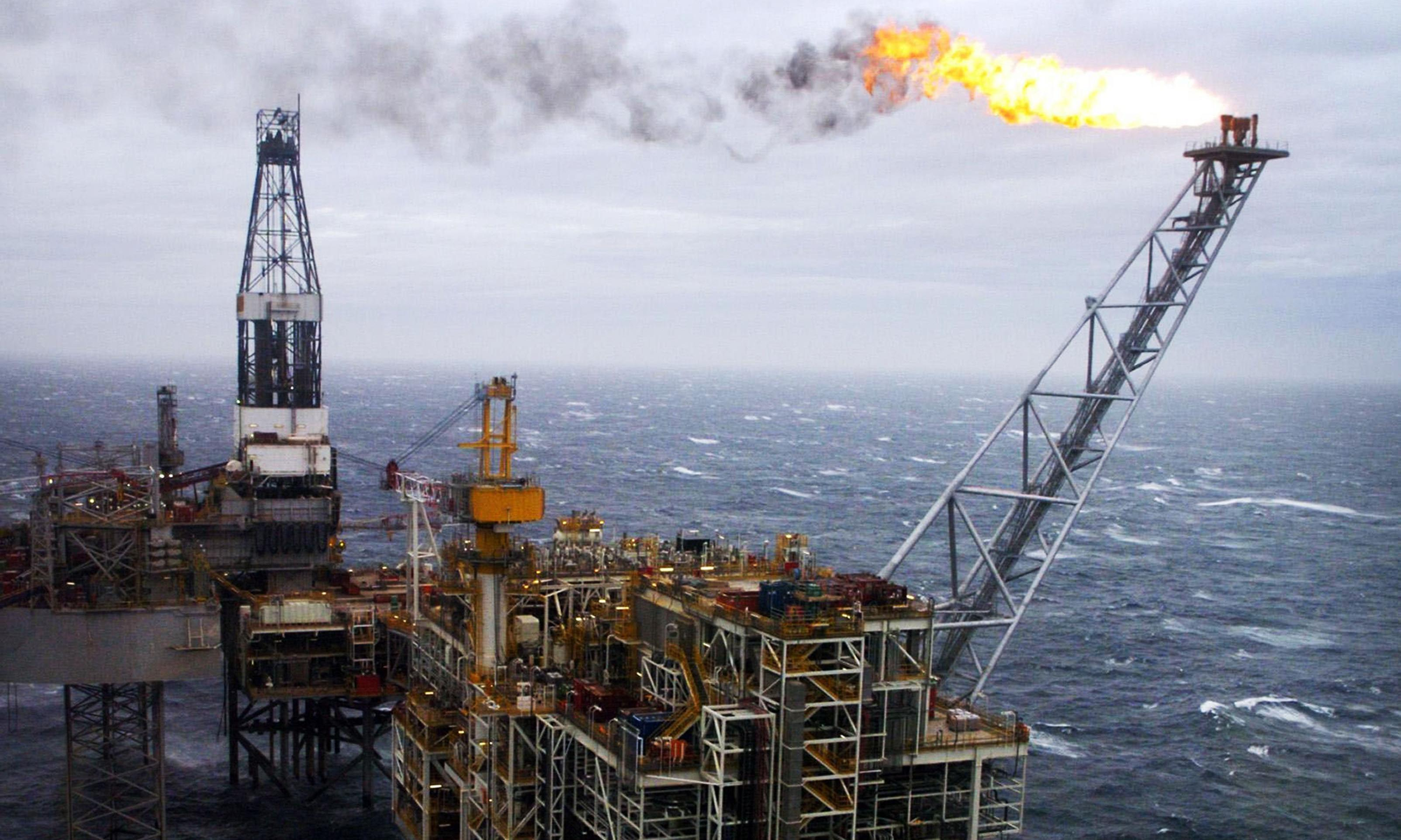 Maersk Oil's Culzean gasfield given go-ahead