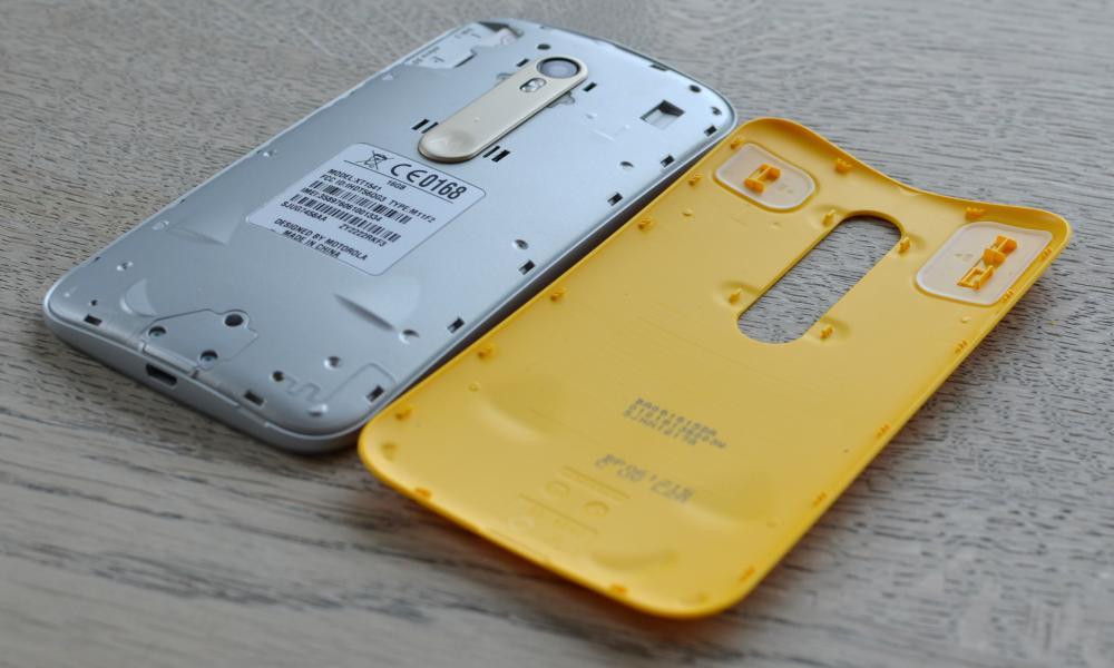 Motorola Moto g läbivaatamine 2015