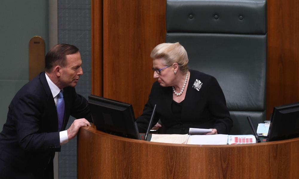Tony Abbott has been asked a lot of questions about Bronwyn Bishop's expenses claims.