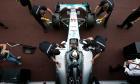 Sport picture of the day: Hamilton takes pole in Monaco