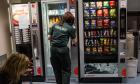Sugary snacks in hospital vending machines 'send wrong message'