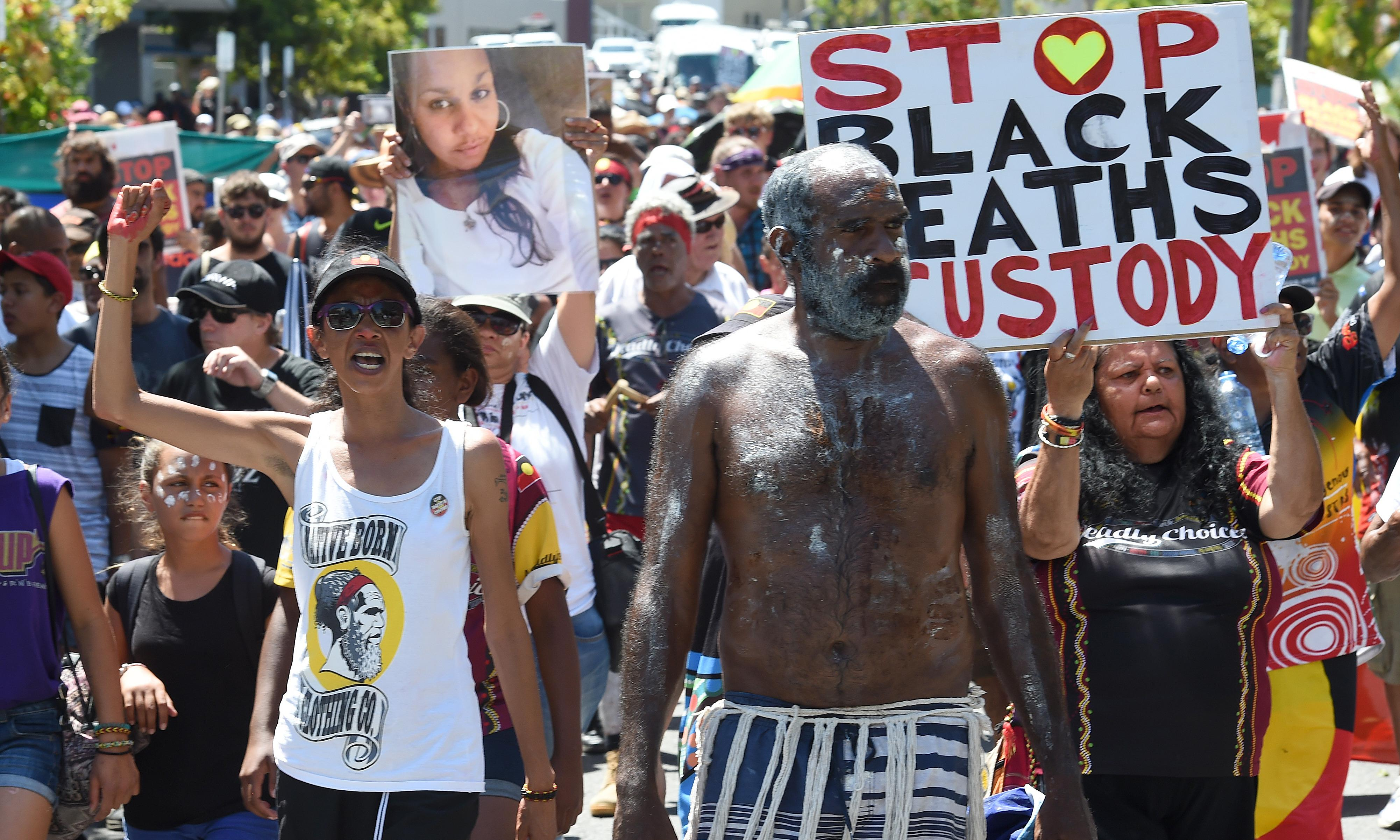 an analysis of the high rate of aboriginal deaths in custody in australia Incarceration in australia while we have seen a decline in the rates of aboriginal deaths in custody, since 1991 the these high rates continue to show.
