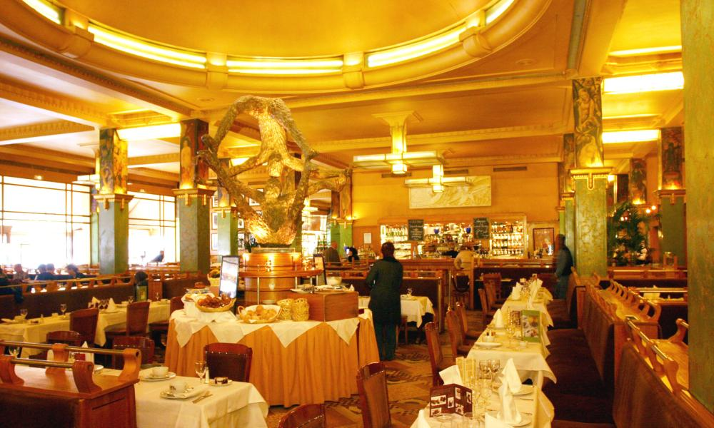La Coupole brasserie, Paris, France