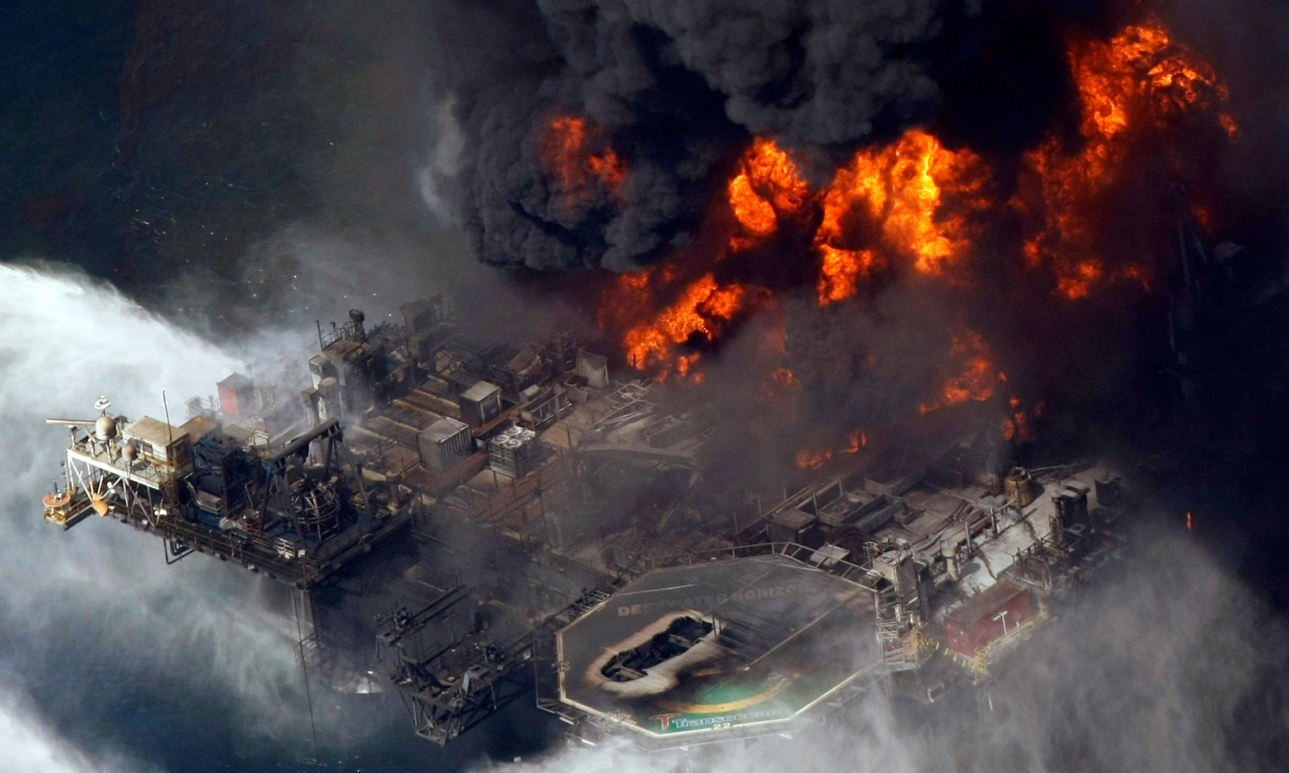 BP set to pay largest environmental fine in US history for Gulf oil spill