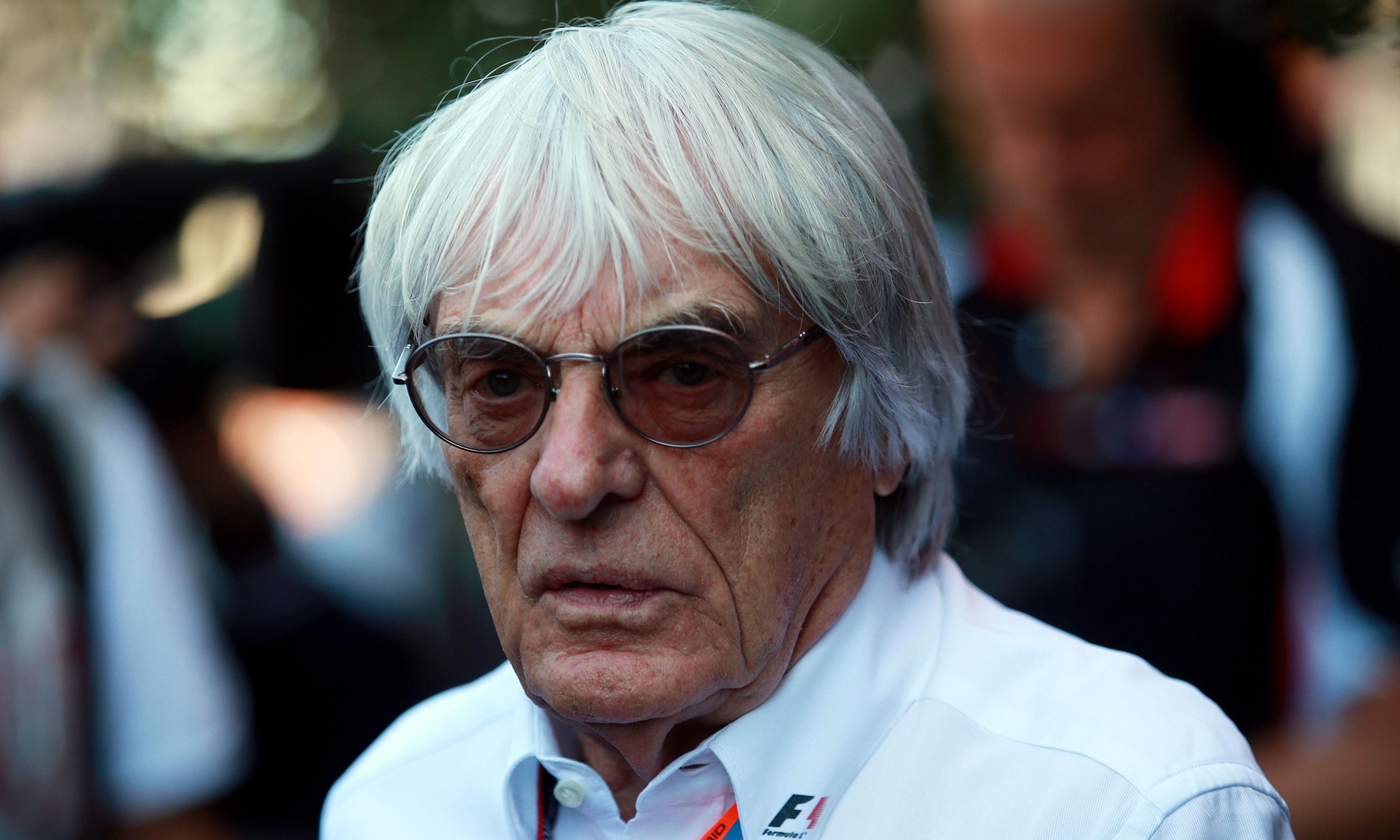 Bernie Ecclestone: angry F1 drivers 'only saying what teams have told them'
