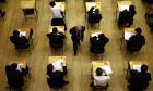 Children 'in complete meltdown' over exams