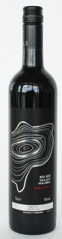 2013 Co-op truly irresistible Bio Valley Malbec