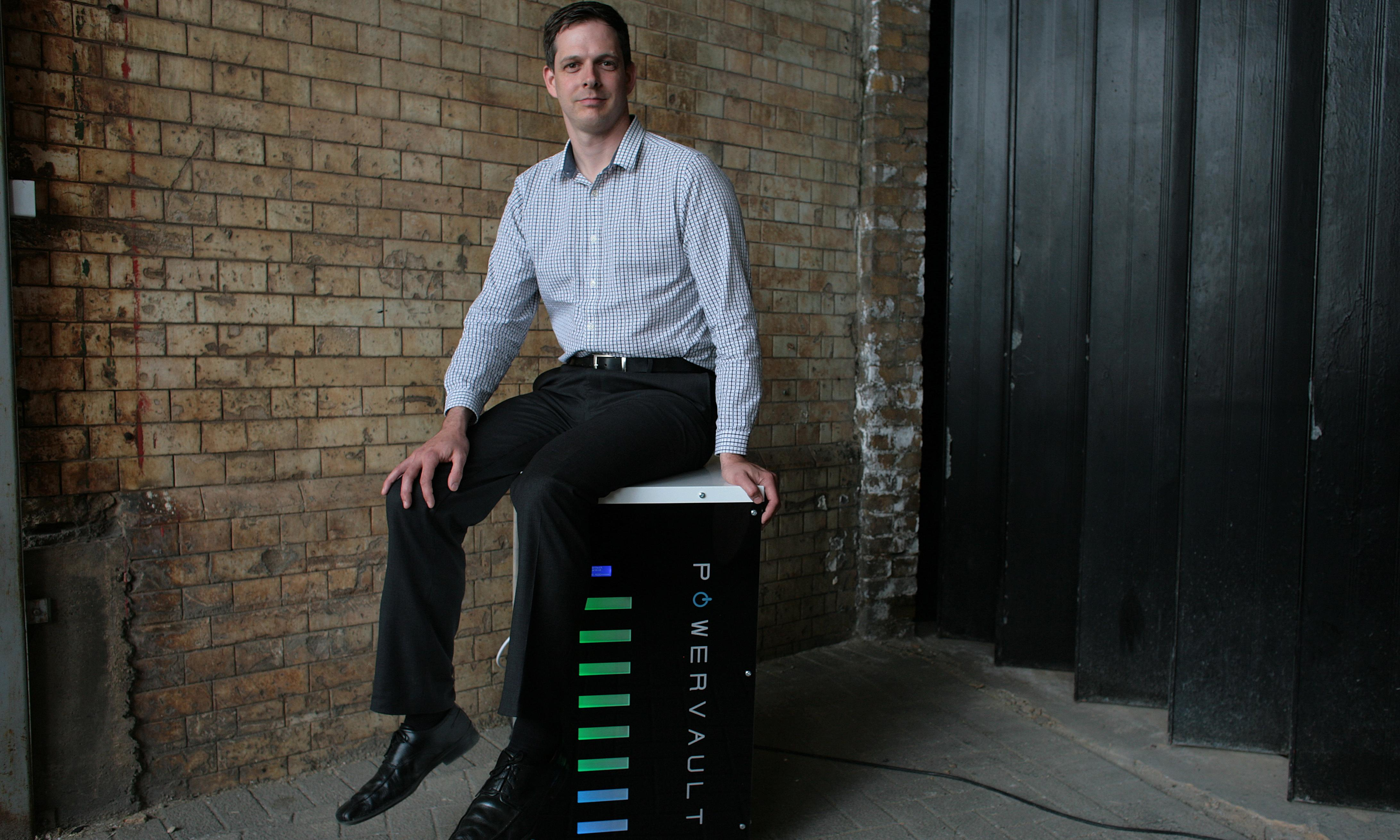 The innovators: how smaller batteries give more power to UK solar households