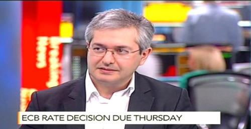 Ramin Nakisa of UBS