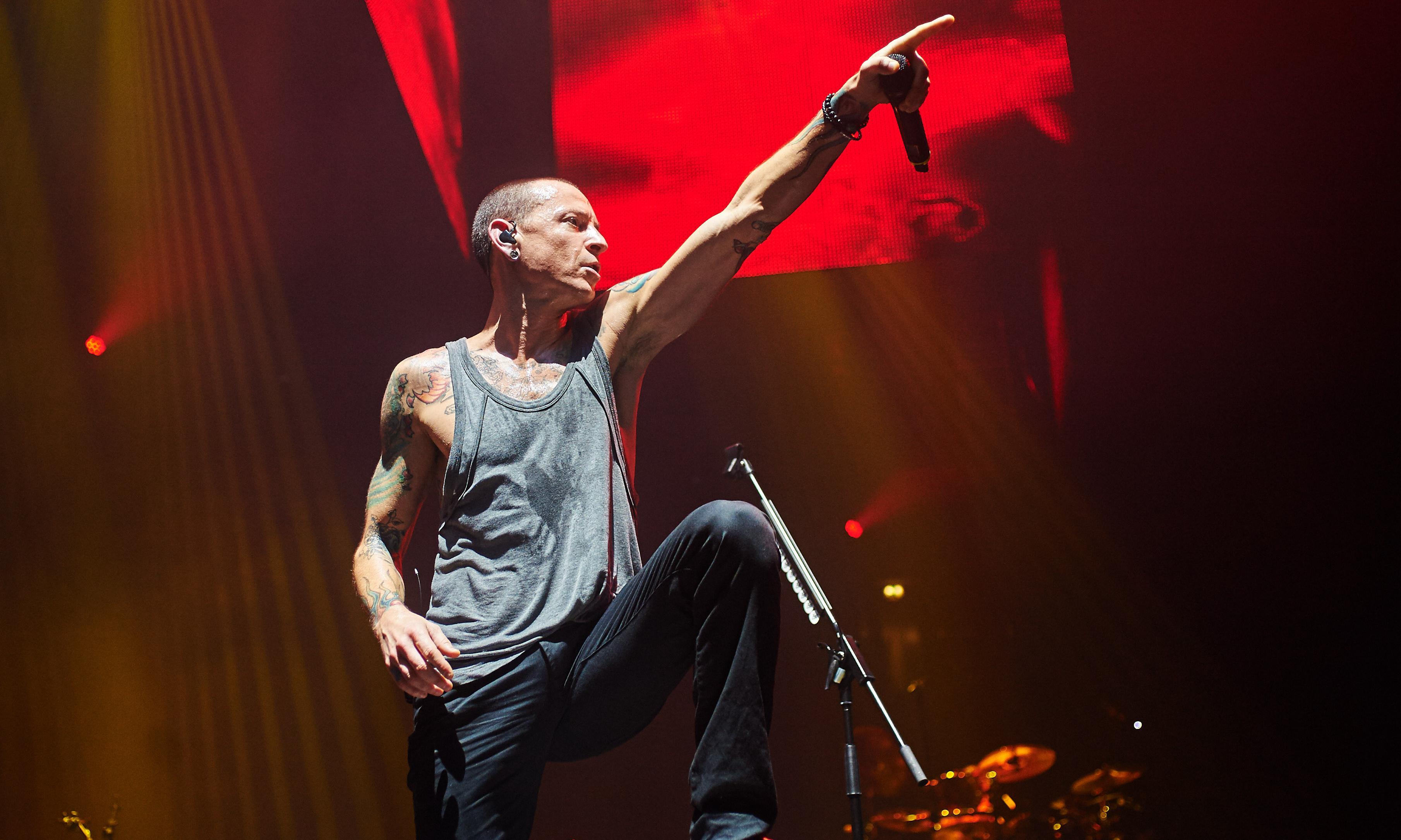 Linkin Park Tech Start Up - Magazine cover