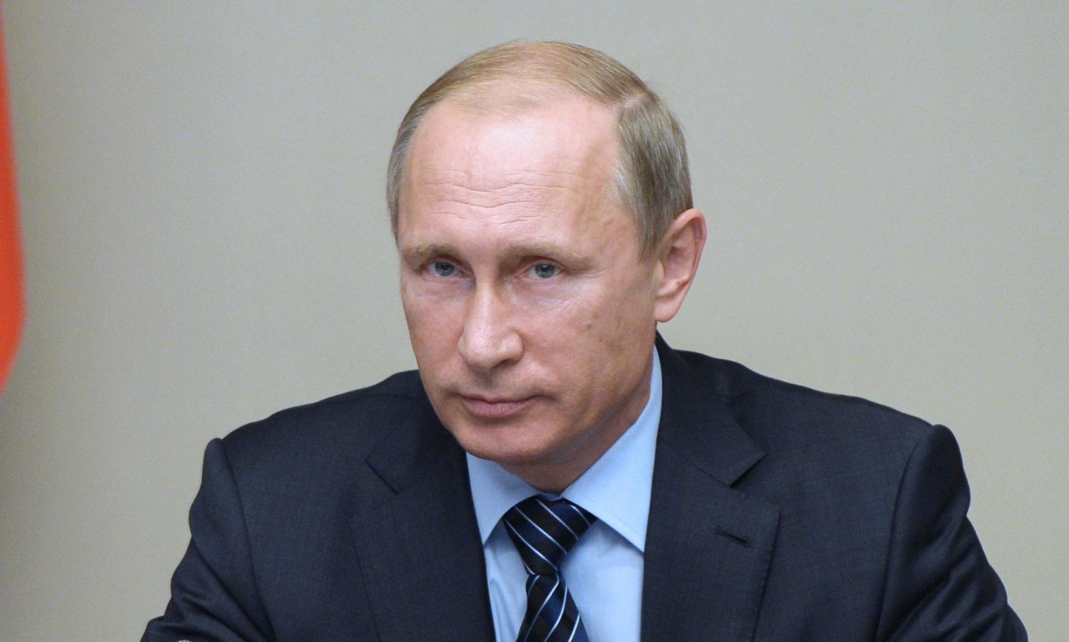 Putin says he can work with Obama despite trading barbs on Syria and Isis
