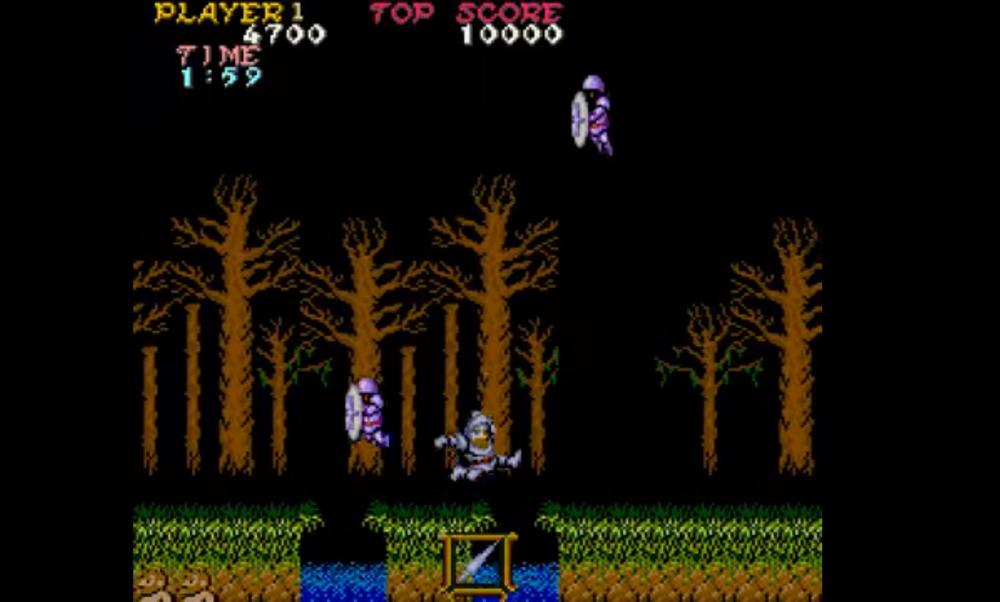 N Goblins fantasmes