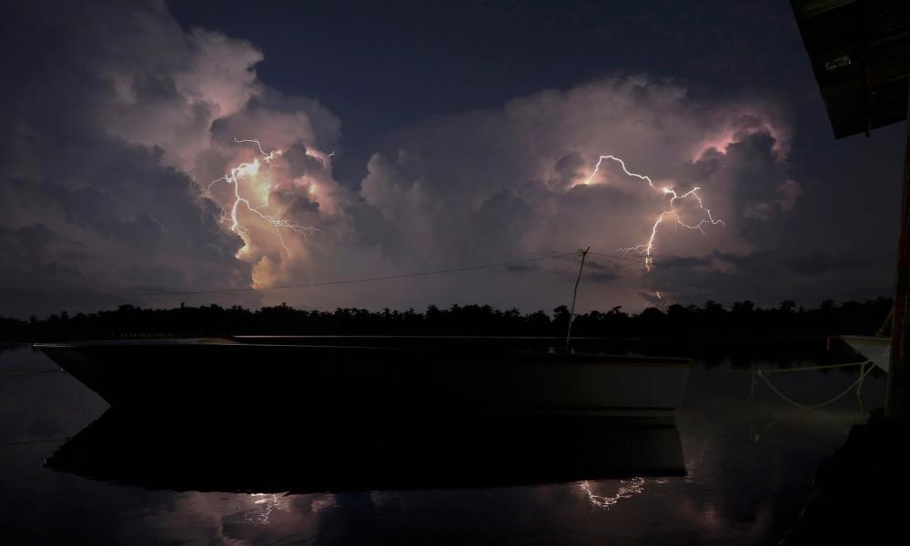 Lightning, Venezuela