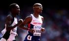 World Athletics Championships: day eight, Mo Farah in 5,000m – live!