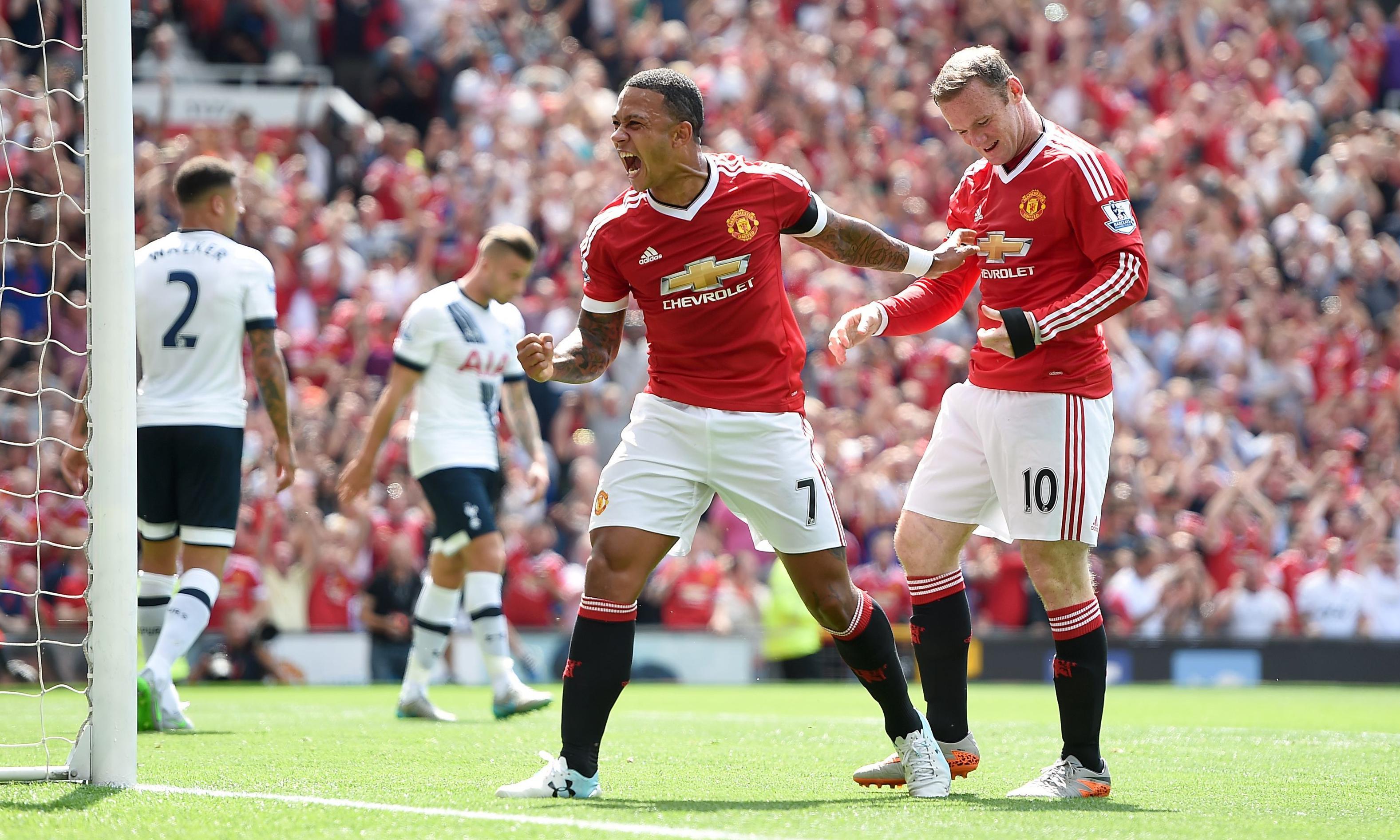 Manchester United 1-0 Tottenham: Premier League match report
