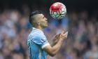 Sergio Agüero is fit for Manchester City's match against Liverpool