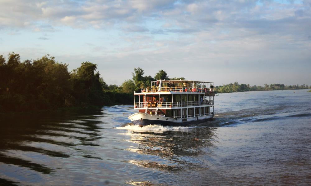 Mekong Riverboat Cruise