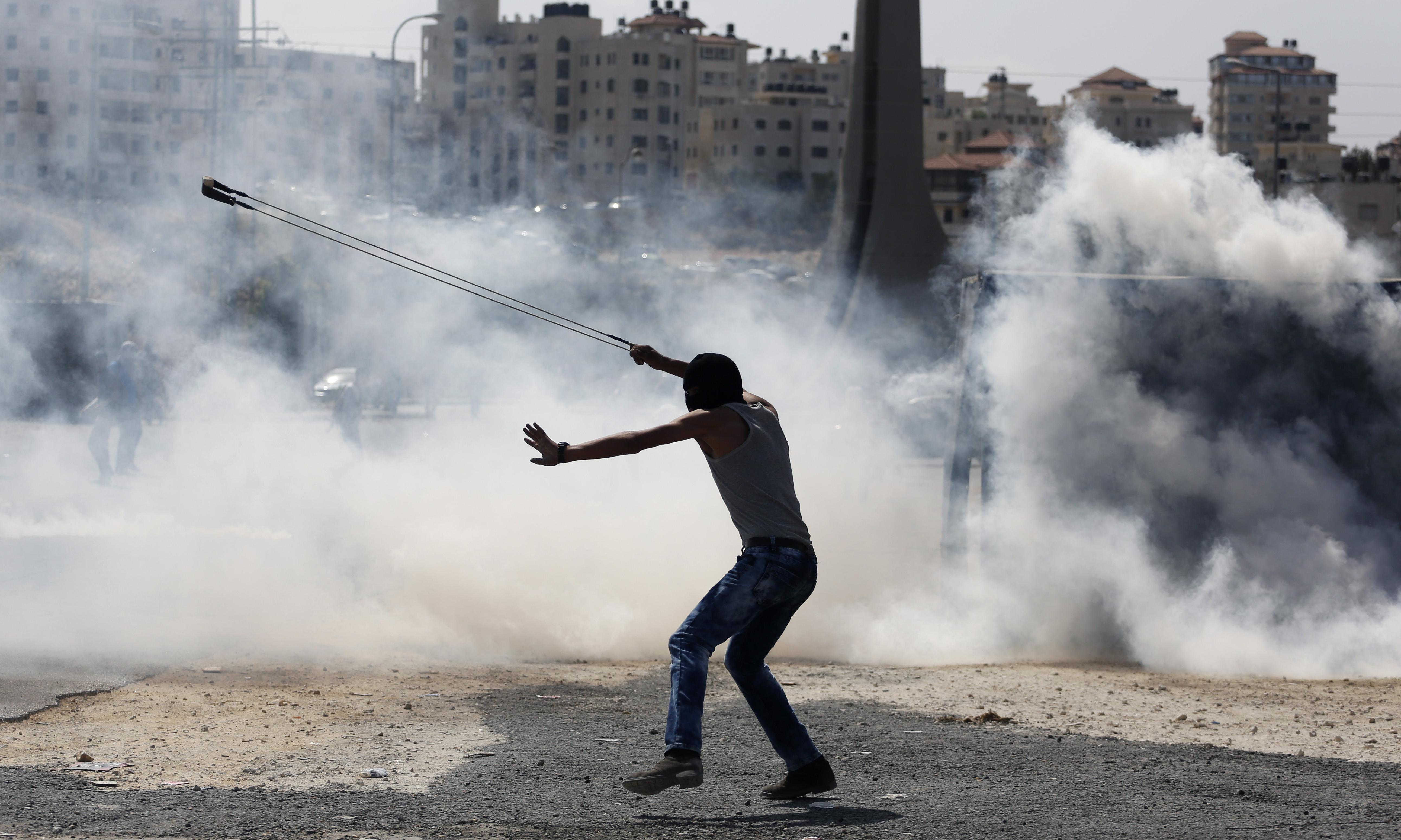 Boy killed in West Bank in clashes with Israeli troops