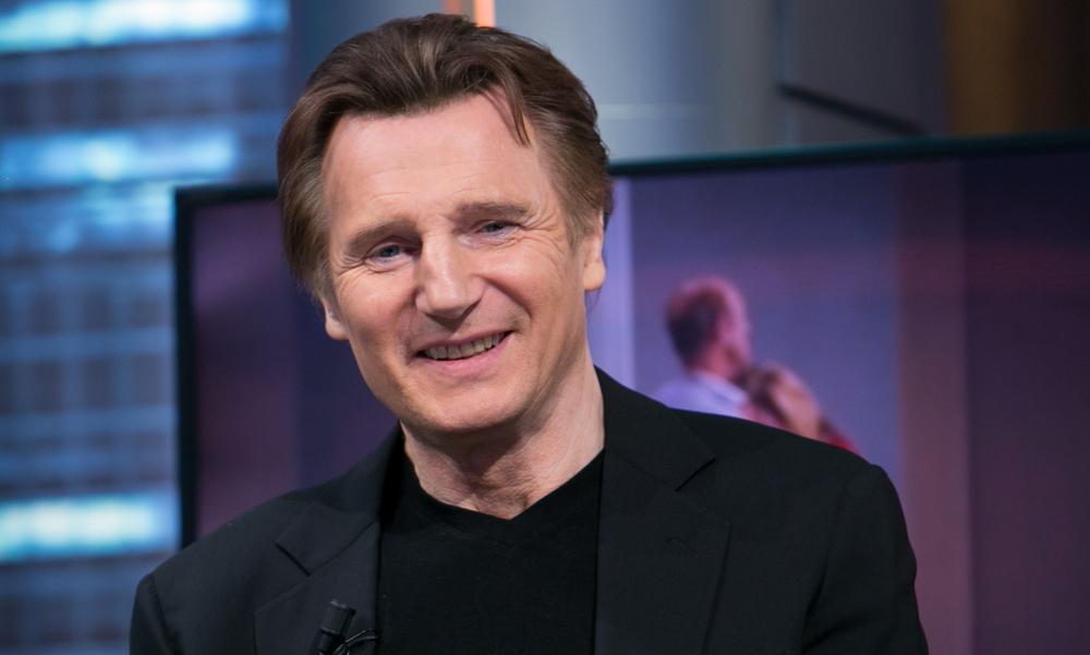 Actor Liam Neeson.
