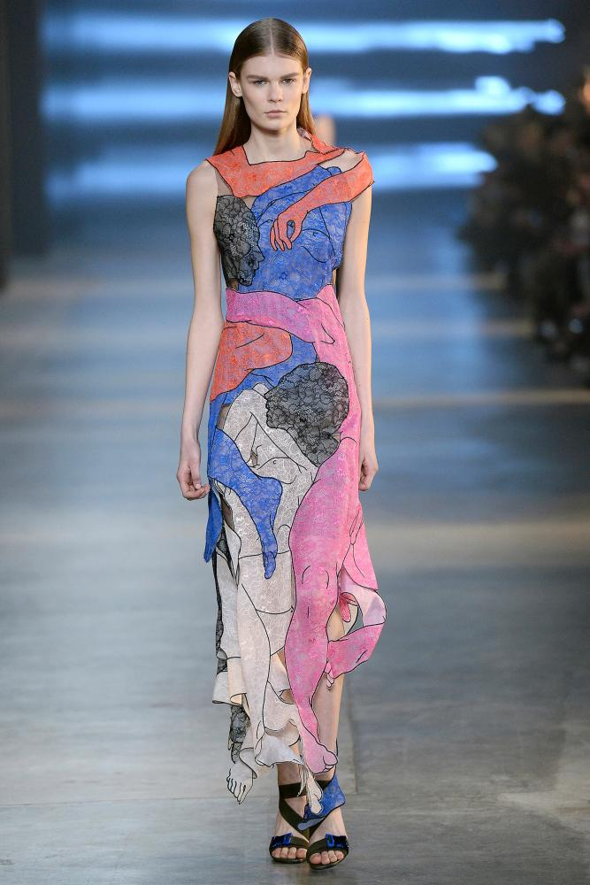 Christopher Kane's Autum/Winter 2015 collection