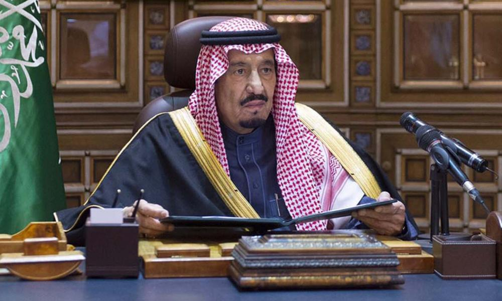 The new King of Saudi Arabia, Salman bin Abdulaziz Al Saud.