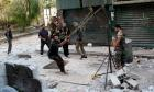 US axes $500m scheme to train Syrian rebels, says NYT