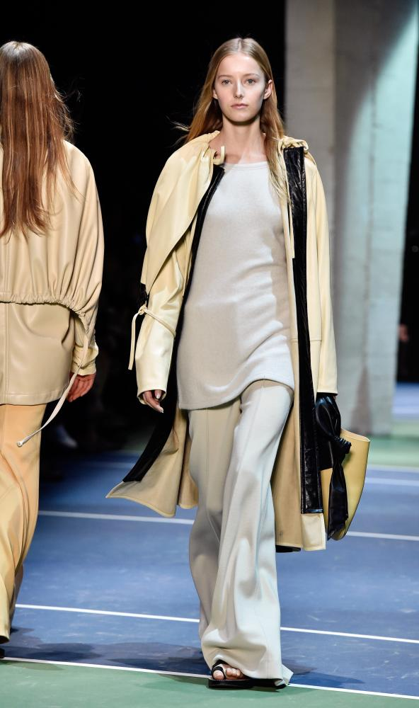 Céline, AW16, Paris fashion week