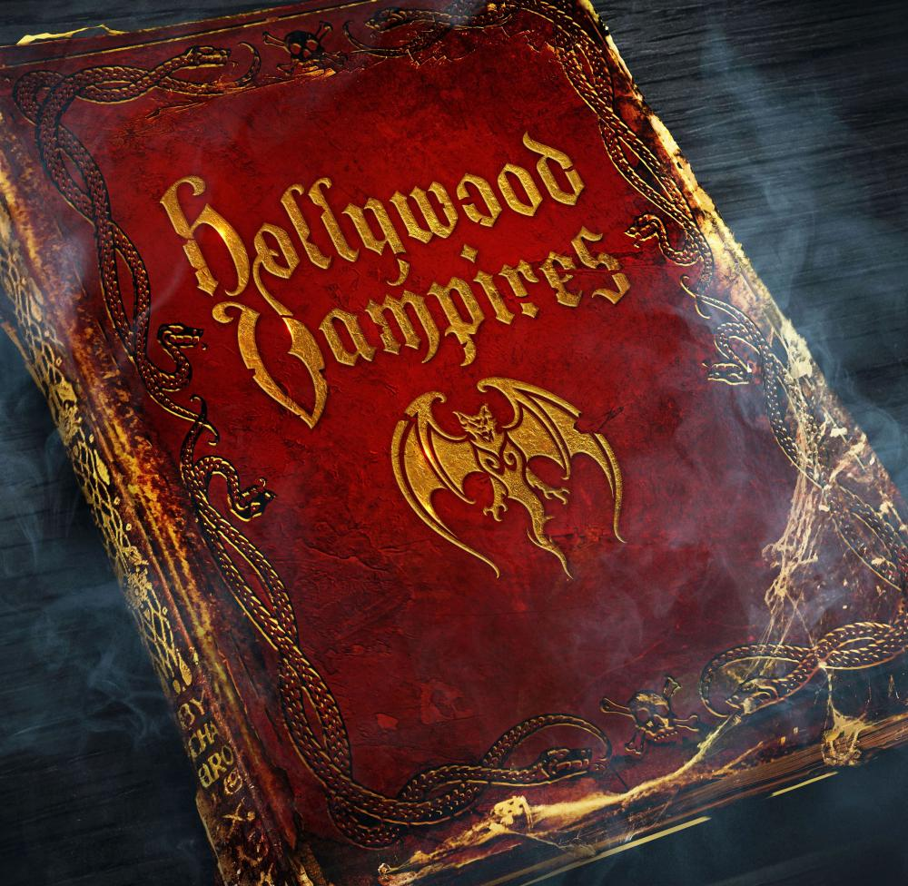 Hollywood Vampires album package