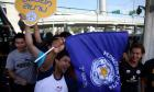 Leicester City's Premier League miracle rocks the streets of Bangkok