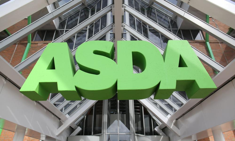 Asda's head office in Leeds.