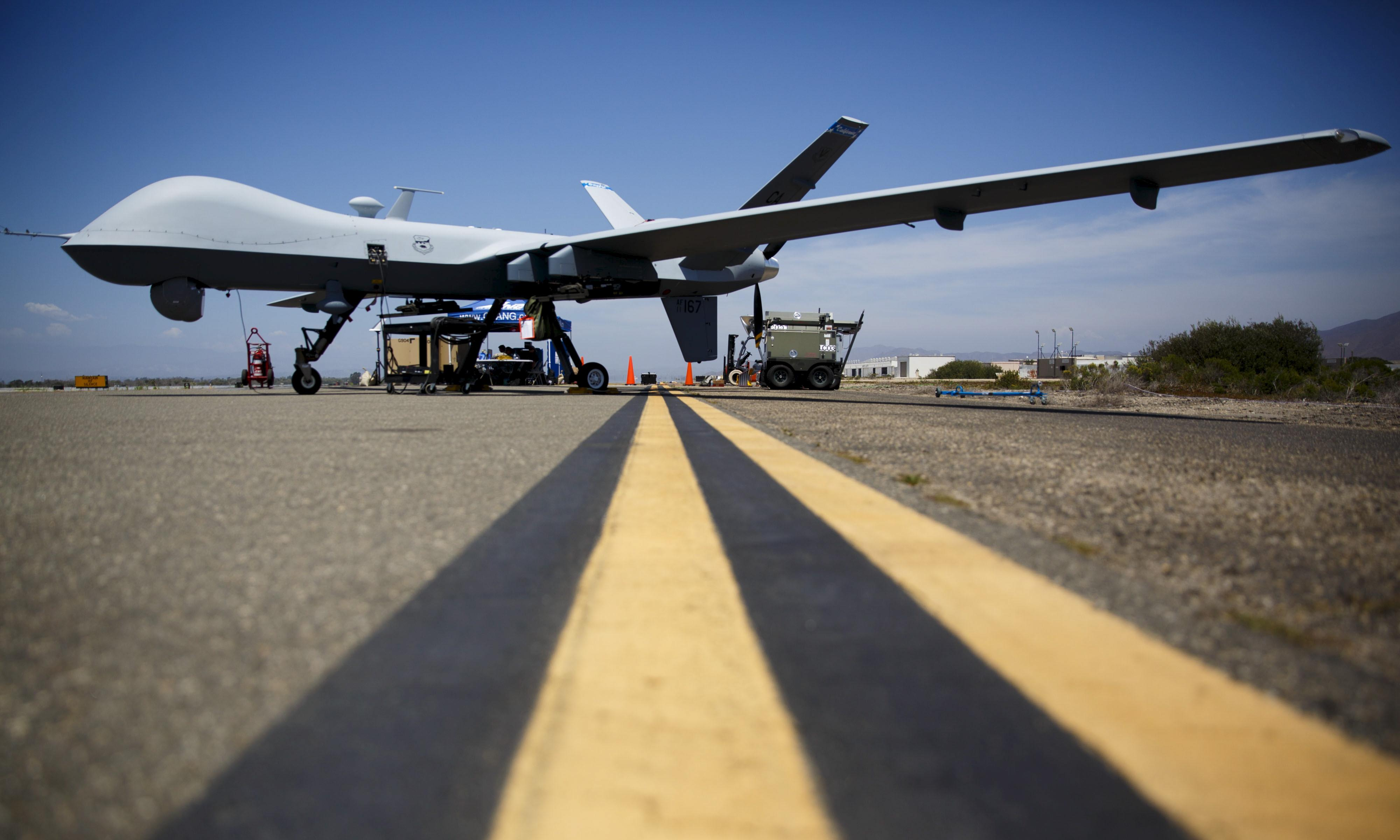 Snowden and Ellsberg hail leak of drone documents from new whistleblower