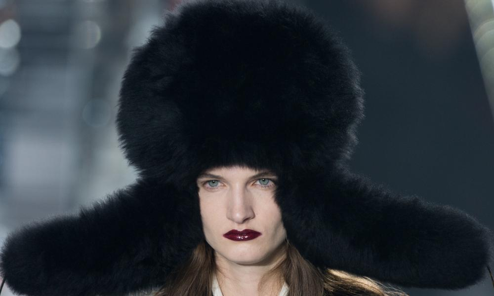 Fur makes a comeback.