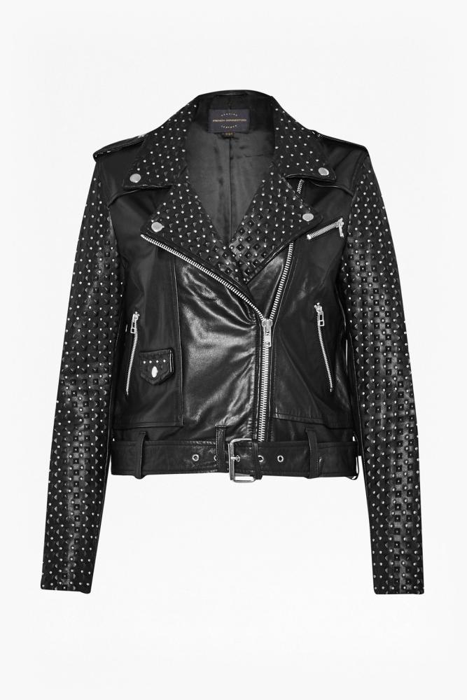 Jacket, £399, frenchconnection.com