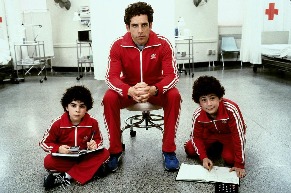 Ben Stiller in The Royal Tenenbaums.