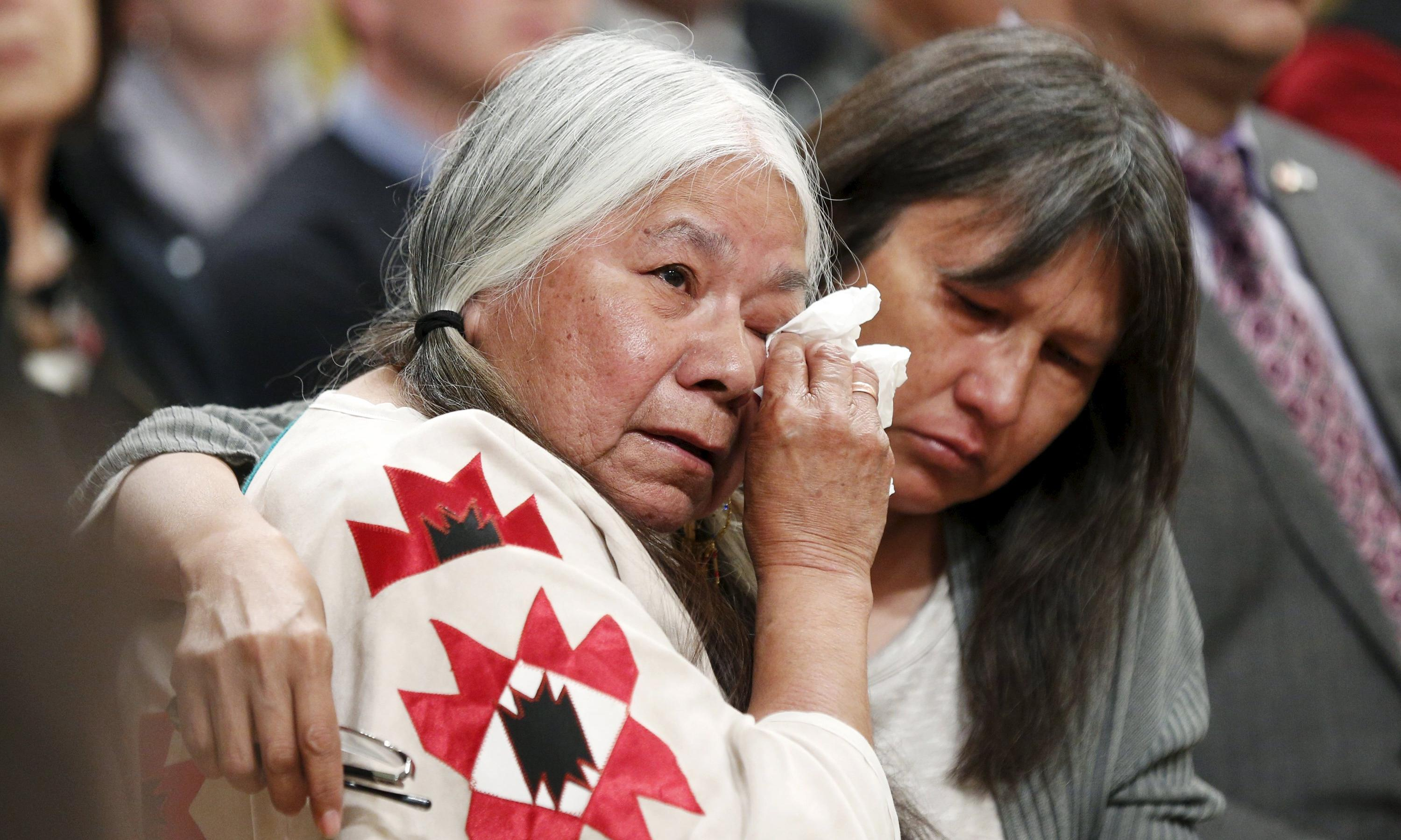 aboriginal abuse in canada Canada confronts its dark history of abuse in residential schools  justice sinclair, who was the second aboriginal judge to be appointed in canada in 1988,.