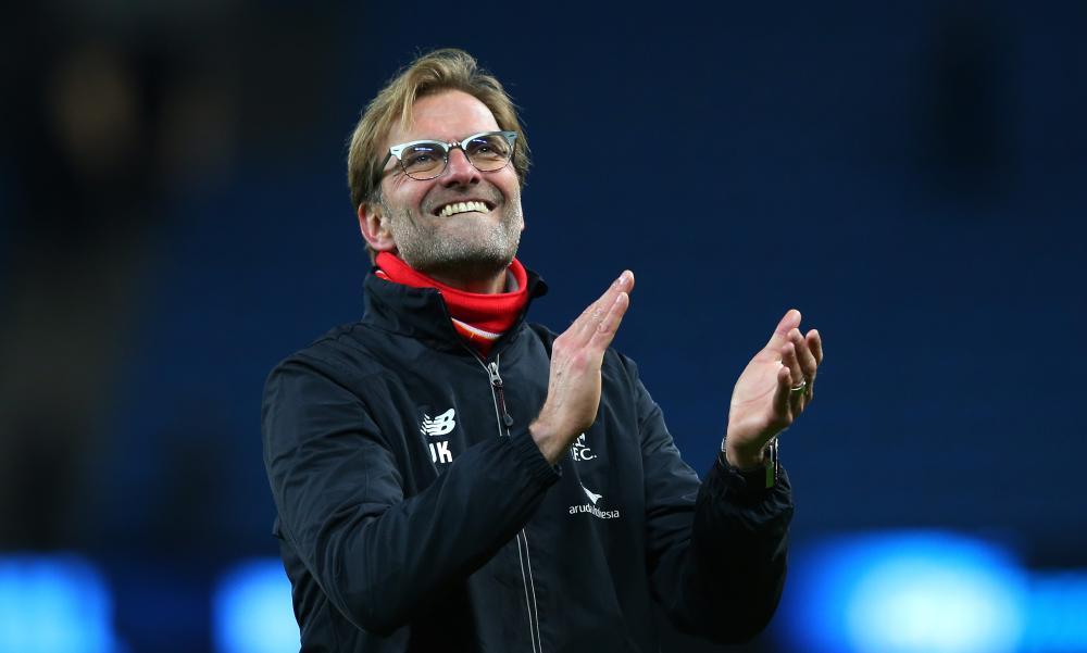 Liverpool manager, Jurgen Klopp
