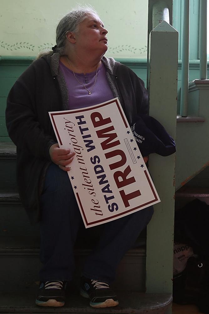 Trump fan.