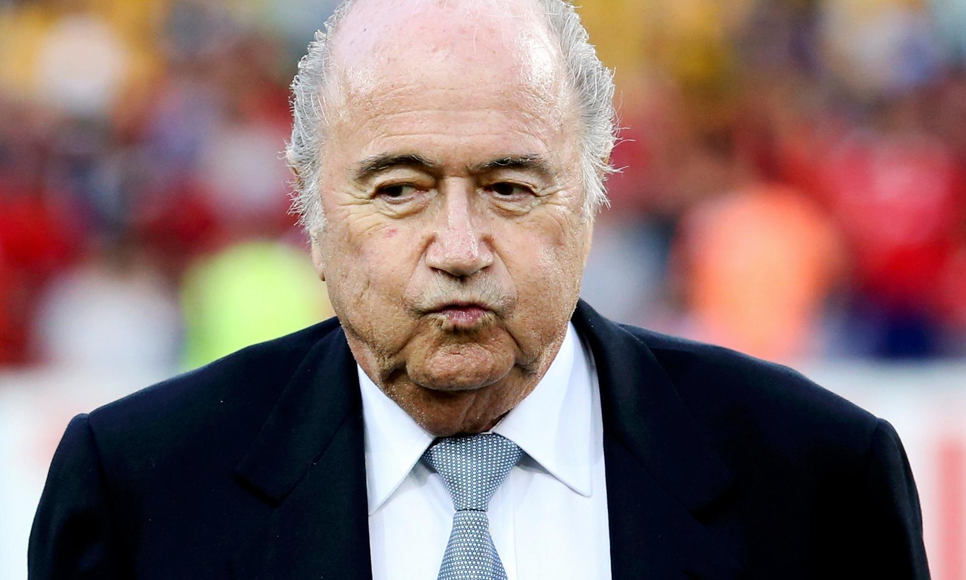 Fifa crisis: Visa sponsorship threat compounds calls for Blatter to resign