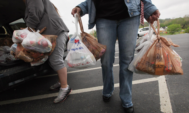 I lived on $6 a day with a 6-year-old and a baby on the way