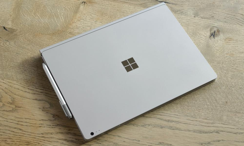 microsoft surface book review