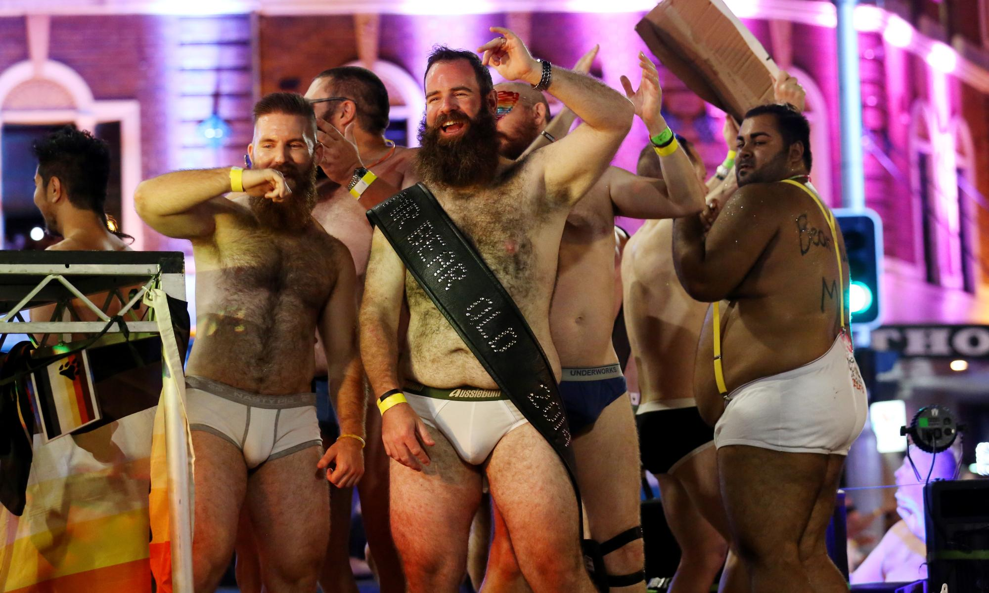 from Kade europe gay parade
