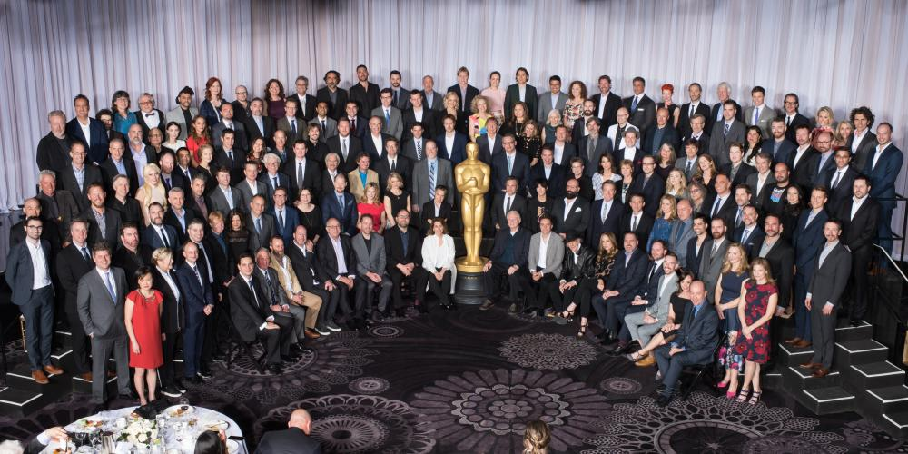 The 2016 Oscar nominees luncheon
