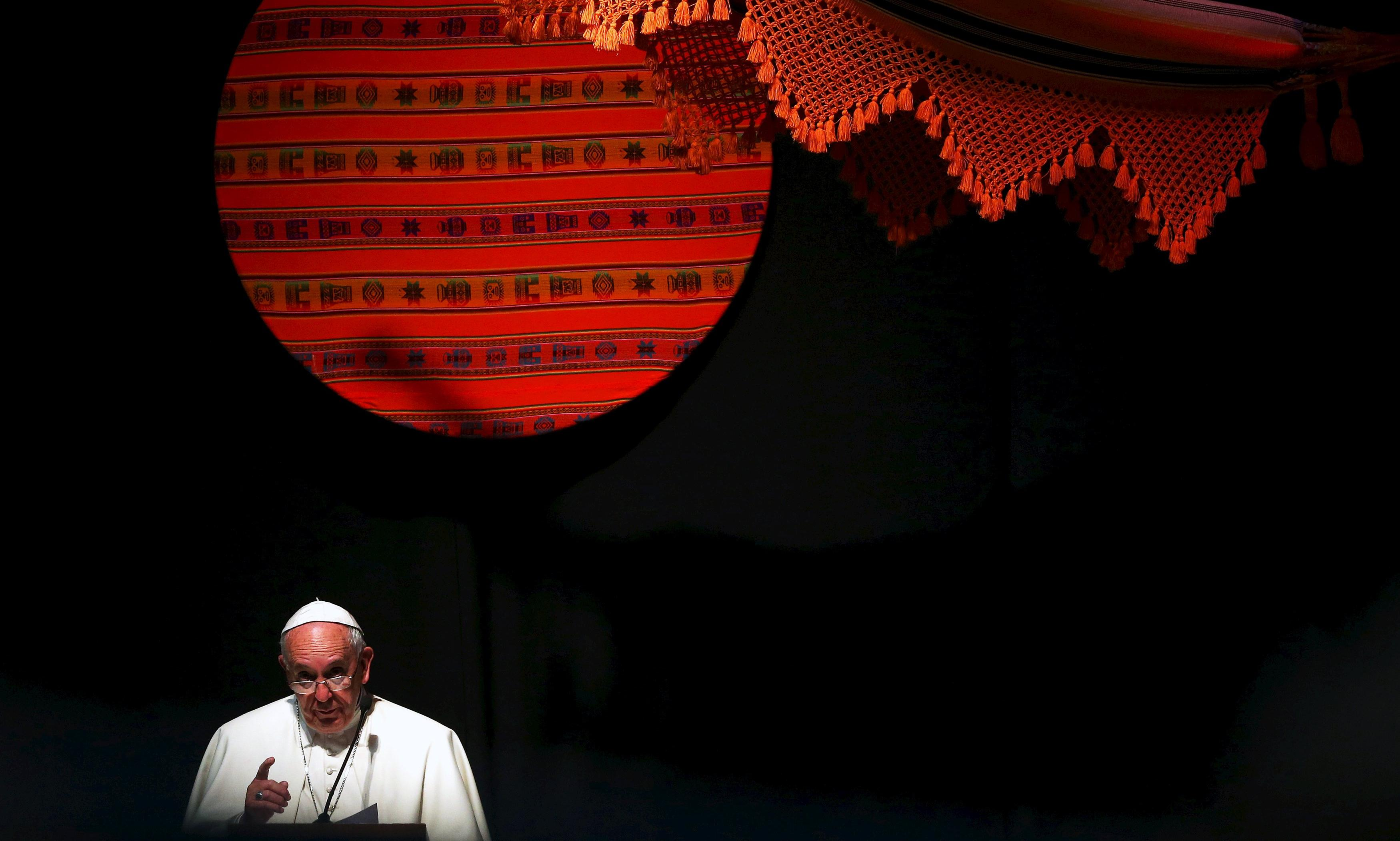 Unbridled capitalism is the 'dung of the devil', says Pope Francis