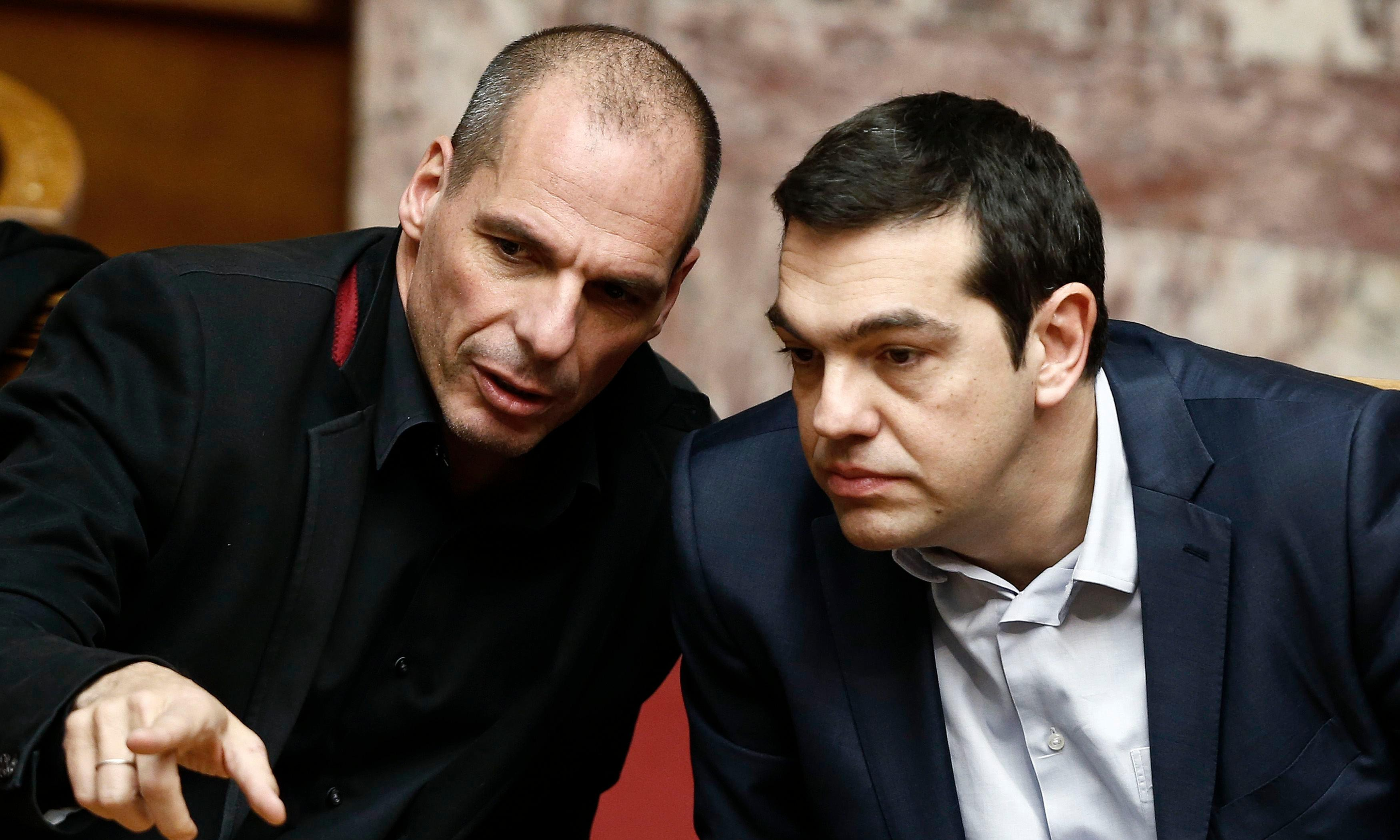 Greece rocked by reports of secret plan to raid banks for drachma return