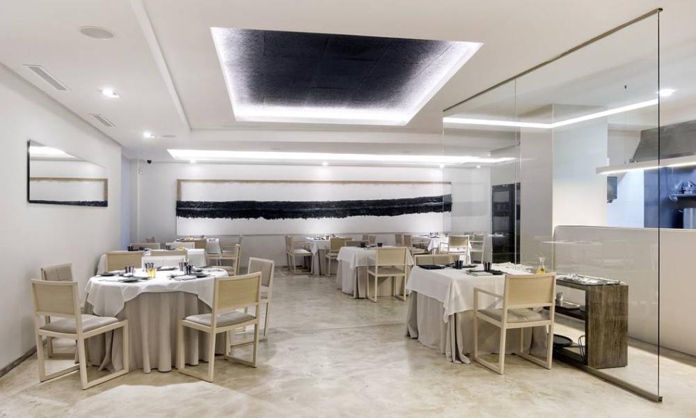 Restaurante Lienzo, Valencia